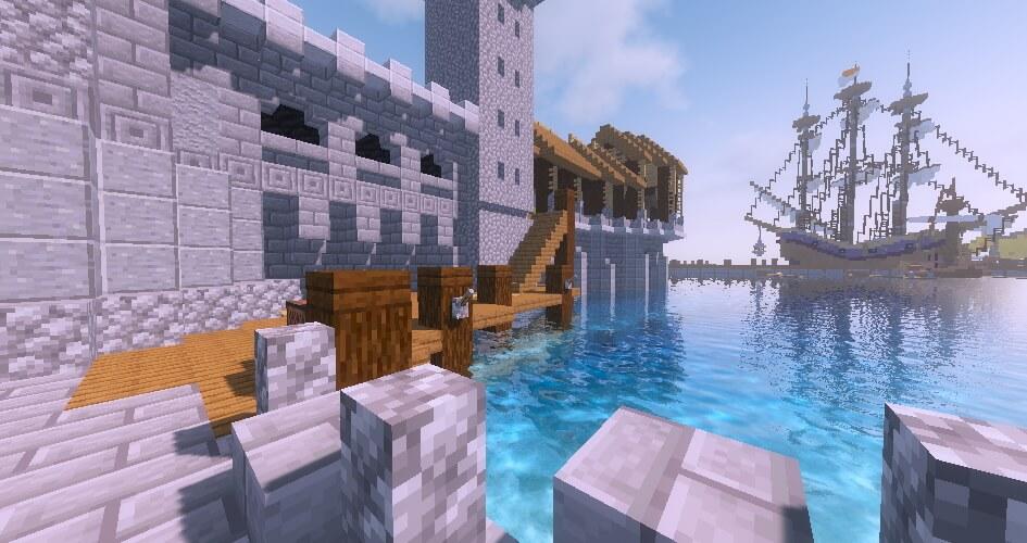 KUDA Shader for Minecraft