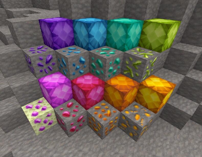Lithos Resource Pack Screenshot