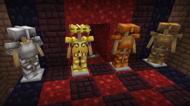 Lithos Texture Pack Armour
