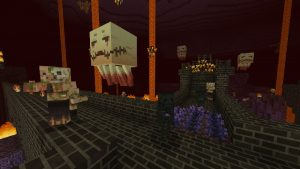 Mizuno Craft Texture Pack Nether Update