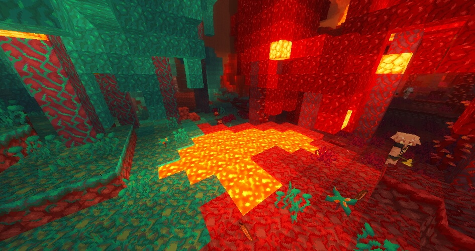 Multi Pixel Texture Pack Nether Update
