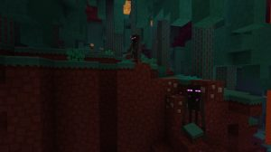 Paper Cut-Out Texture Pack Nether