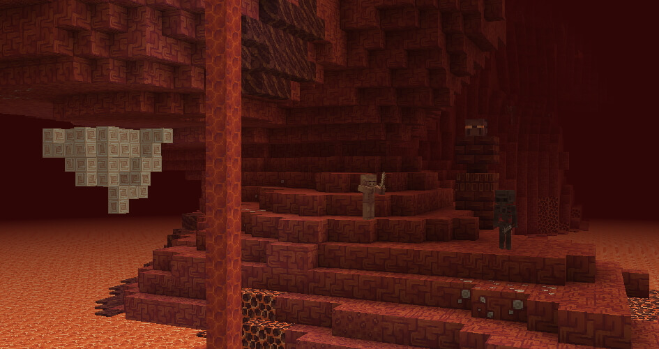 Quadral Texture Pack Nether Update