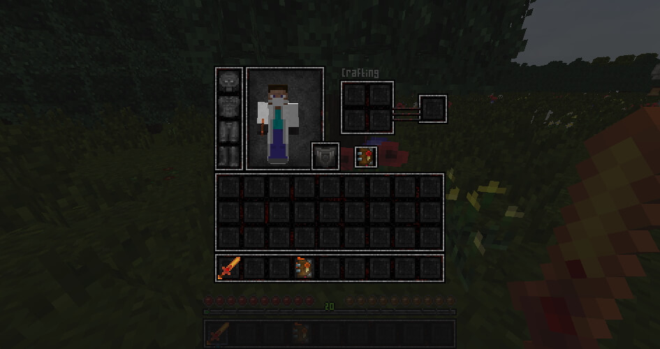The Asphyxious Texture Pack Inventory