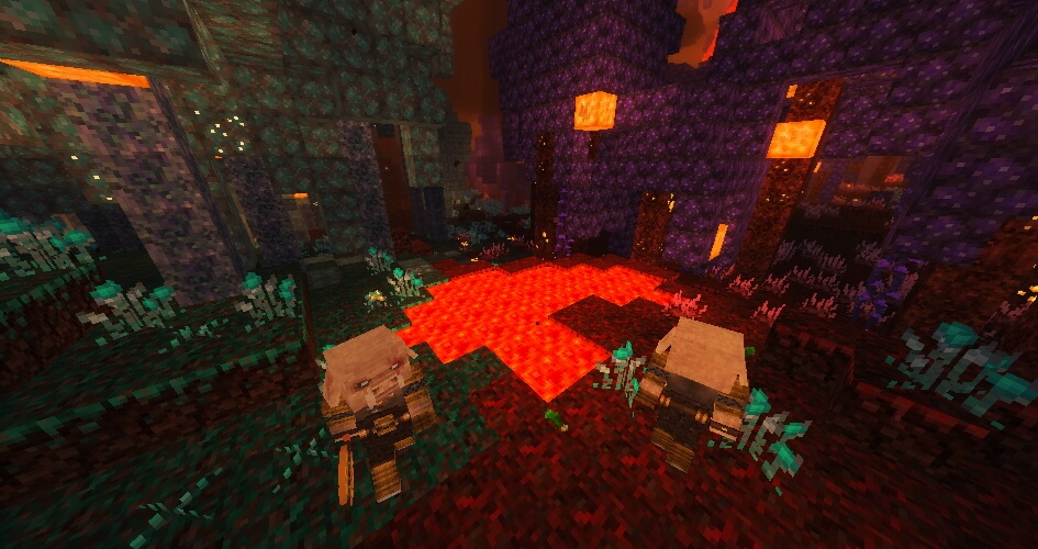 The Asphyxious Texture Pack Nether Update
