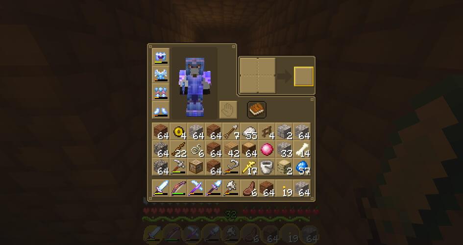 Jehkoba's Fantasy Inventory