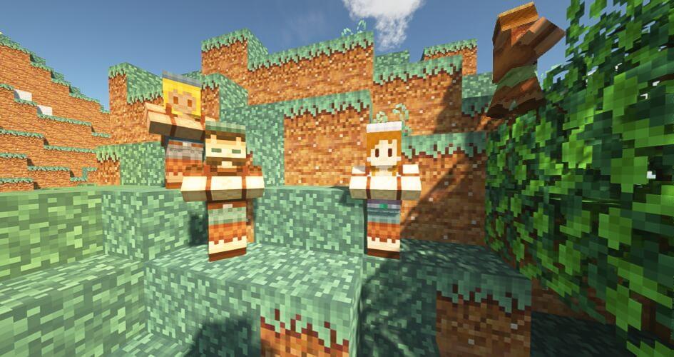 Jehkoba's Fantasy Villager