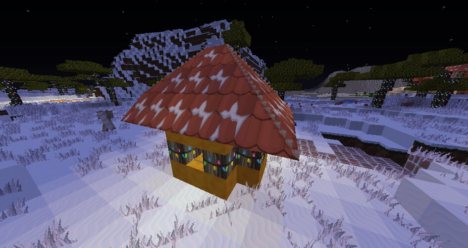 Sphax Christmas Texture Pack