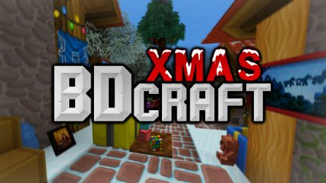 Sphax XMAS BD Craft Texture Pack