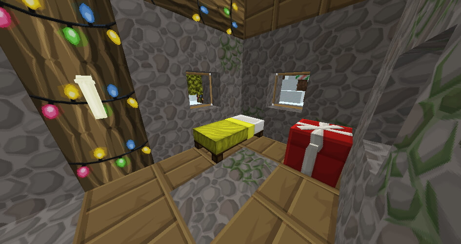 Sphax XmasBDcraft with christmas chest