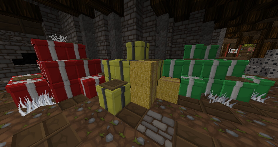 XmasBDcraft Resource Pack