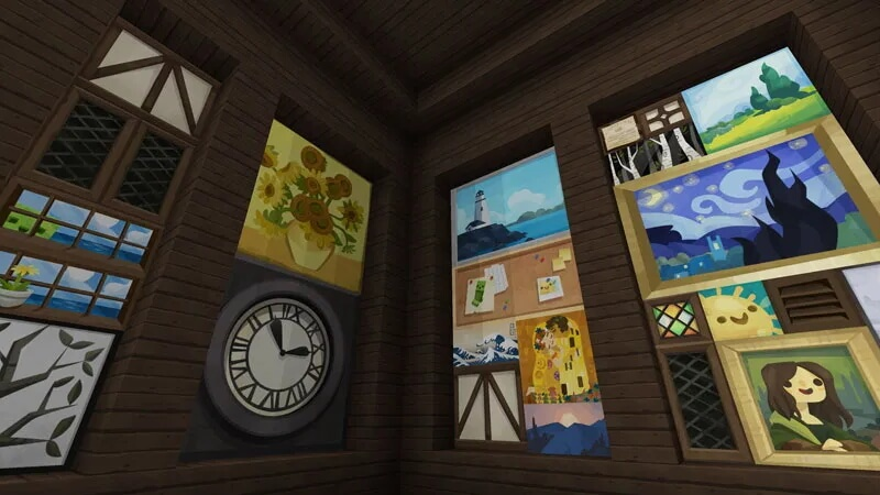 ZigZag Texture Pack Paintings
