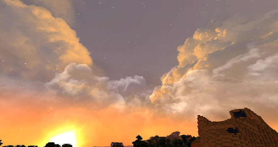 Dramatic Skys Screenshot