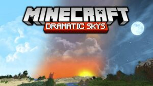 Dramatic Skys Texture Pack