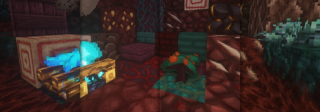 Minecraft 1.16.5 Resource Packs