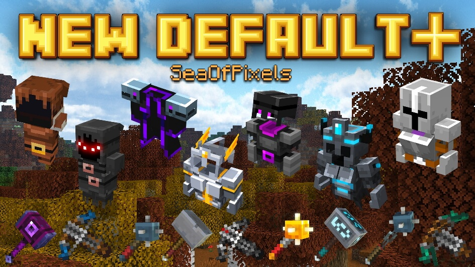New Default+ Armor