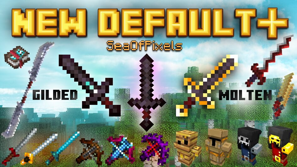 New Default+ Swords
