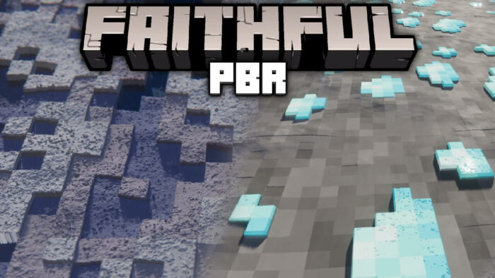 Faithful PBR Texture Pack