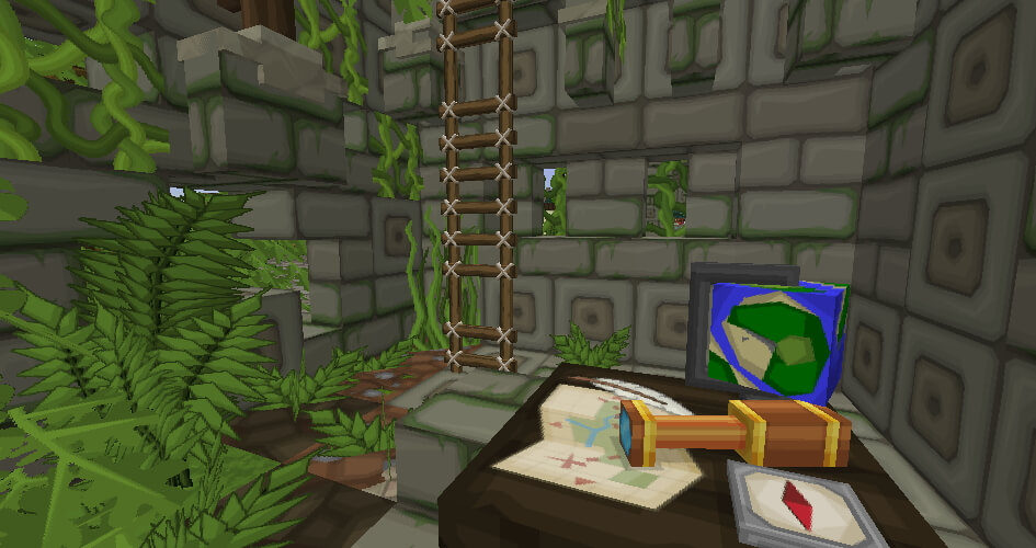 PureBDcraft 3D Blocks Addon