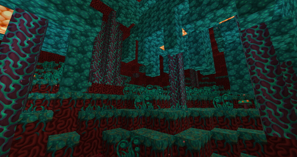 PureBDcraft Texture Pack Nether