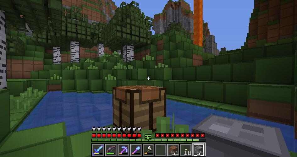 Simple Minecraft Resource Pack