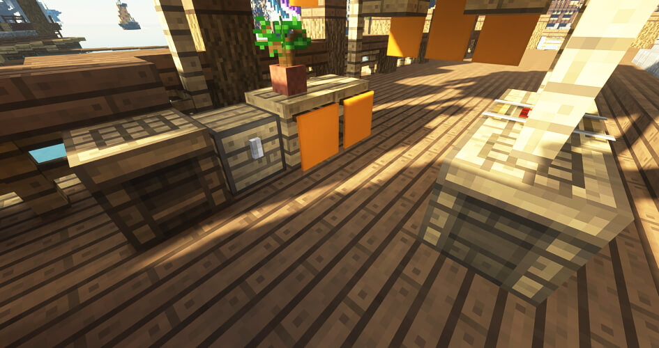 Unity Texture Pack with SEUS shader