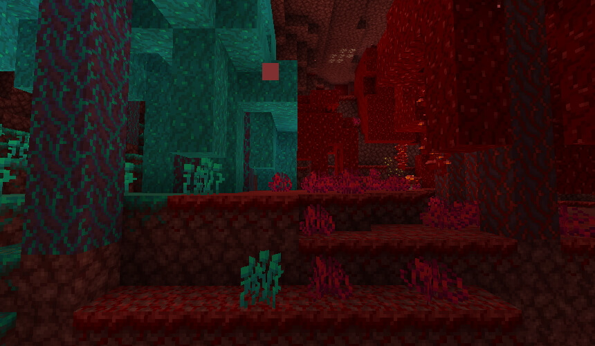 oCd Texture Pack Comparison Before