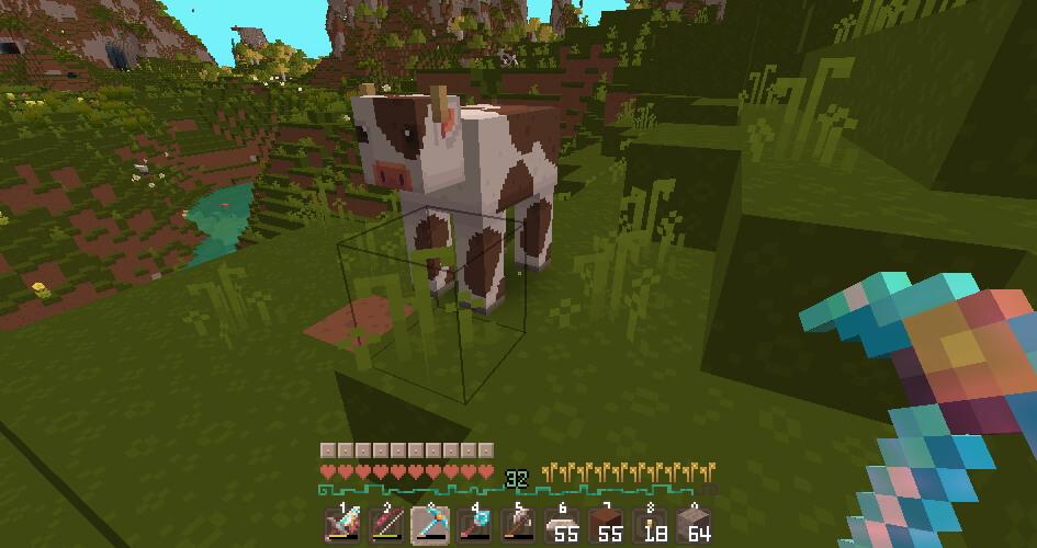 Dandelion Items and Tools Screenshot