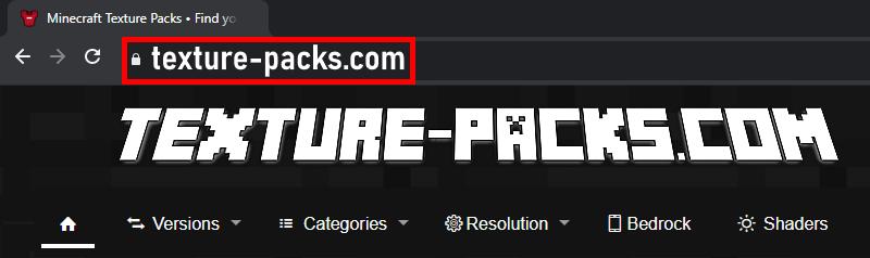 Texture-Packs.com Screenshot