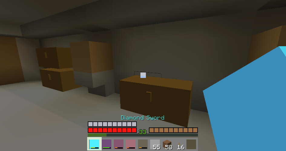 1x1 Texture Pack Items