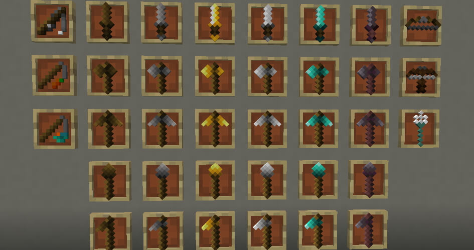 8 bit Craft 2 all items