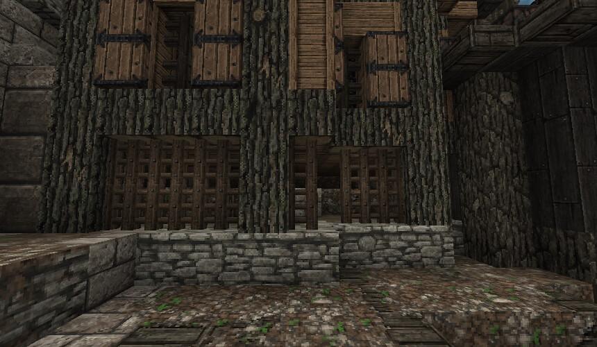 Conquest Resource Pack Comparison After