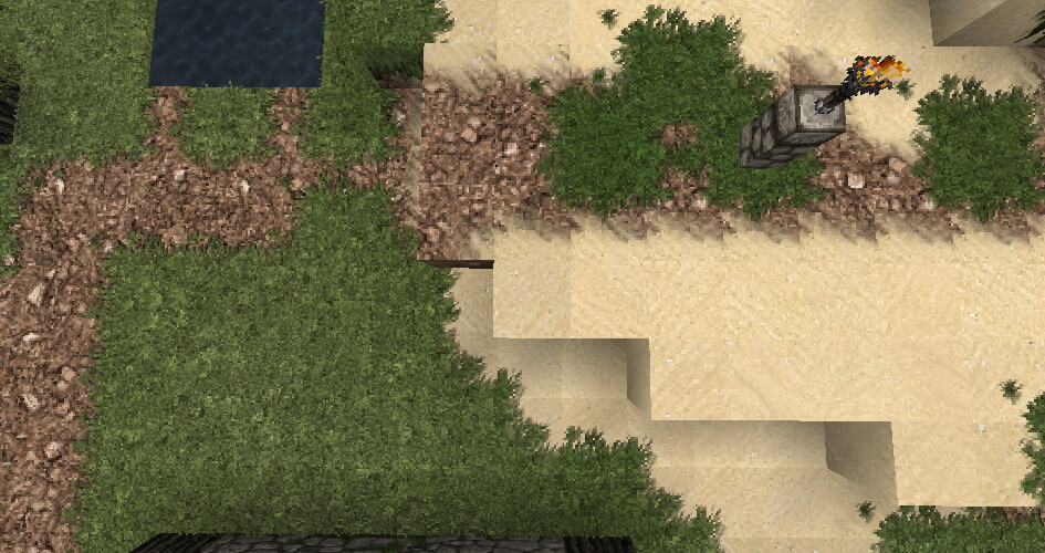 Conquest Texture Pack with connected textures