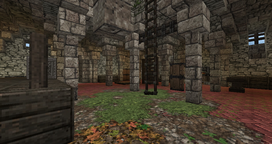 Conquest textures in Minecraft