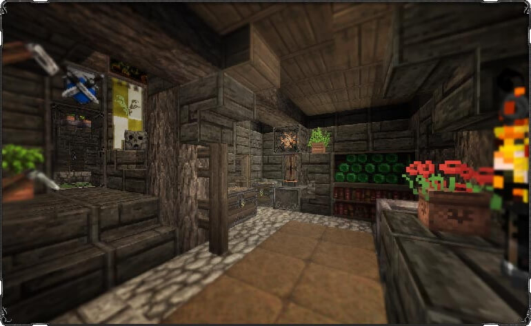 Medieval resource pack for minecraft