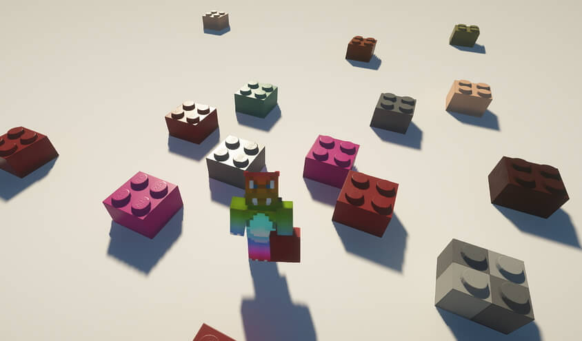 Mini Bricks Texture Pack