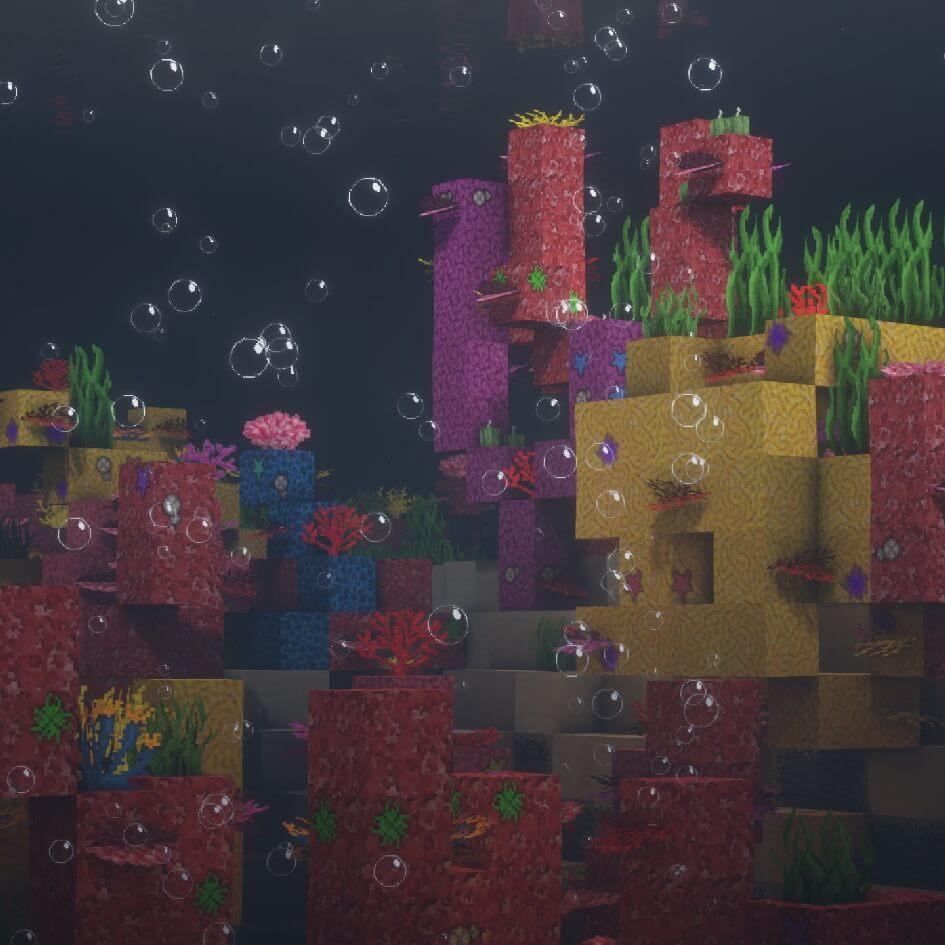 Wanderlust Screenshot under water