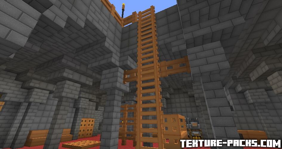 Firewolf texture pack screenshot