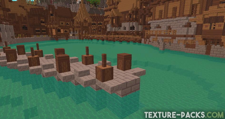 Dandelion X Environment Screenshot