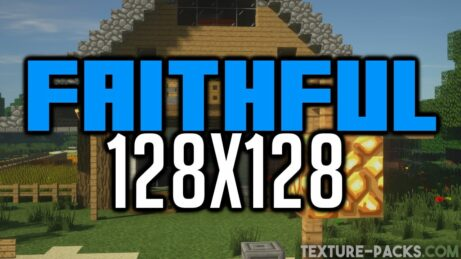 Faithful 128x Texture Pack
