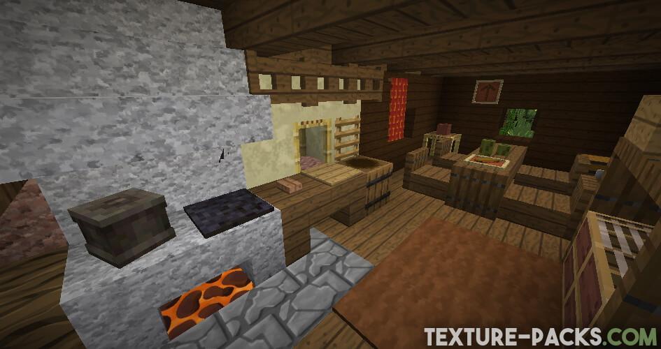 Faithful Screenshot in Minecraft with higher resolution