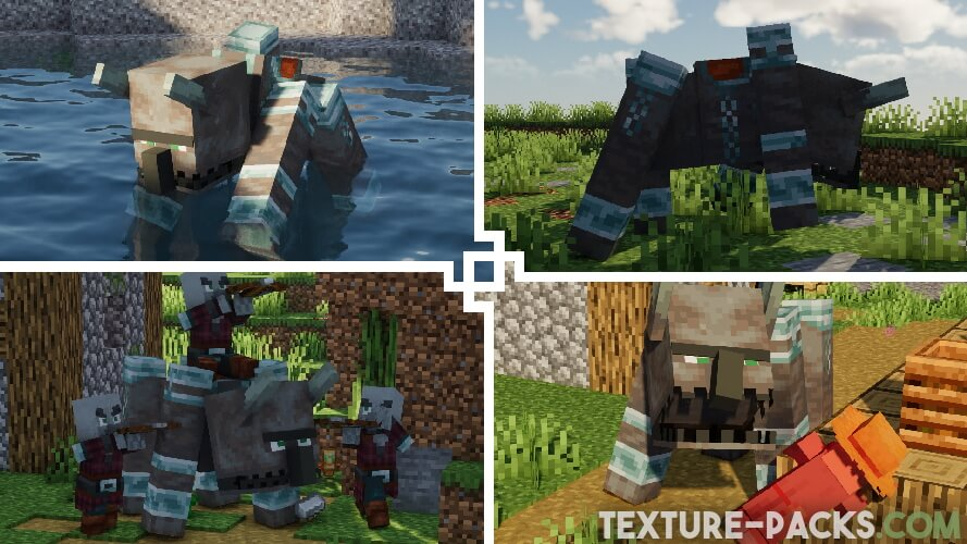 Fresh Animations Resource Pack