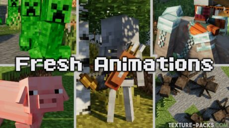 Fresh Animations Texture Pack