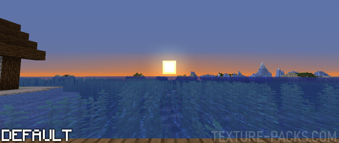 Minecraft 1.17 without shaders