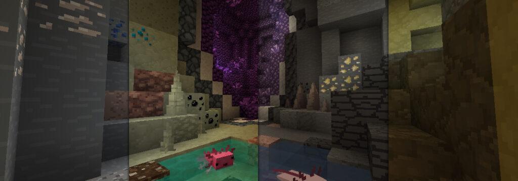 Minecraft 1.17.1 Resource Packs