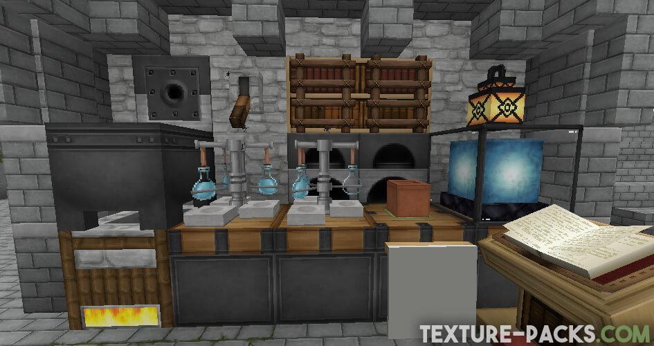 Minecraft 64x64 Texture Pack