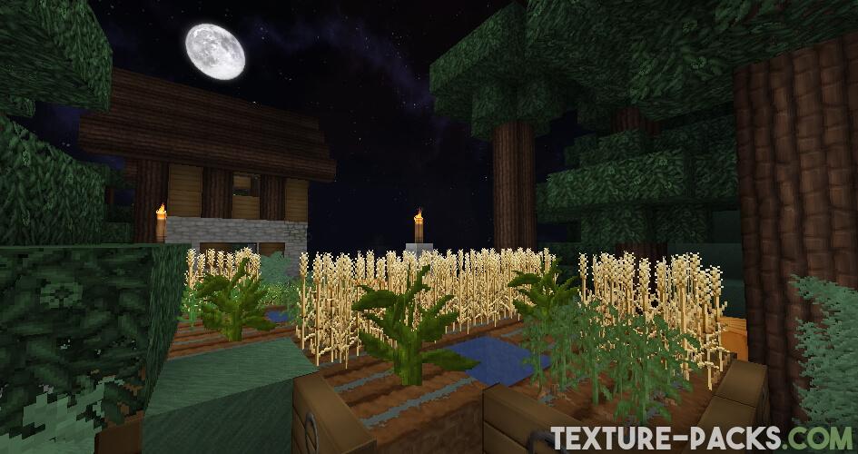 Soartex Fanver Texture Pack in Minecraft
