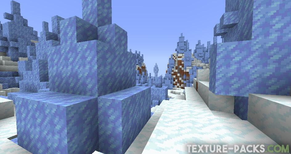 Vividity Texture Pack Blocks in Minecraft