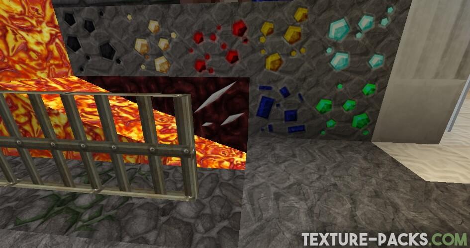 Cartoon Texture Pack Screenshot