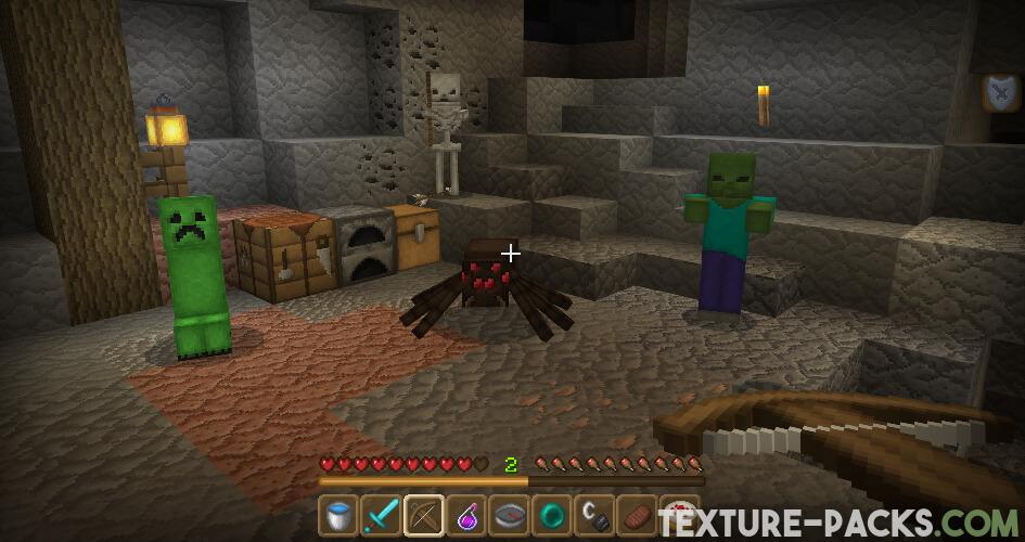 CreatorPack Resource Pack for Minecraft Screenshot